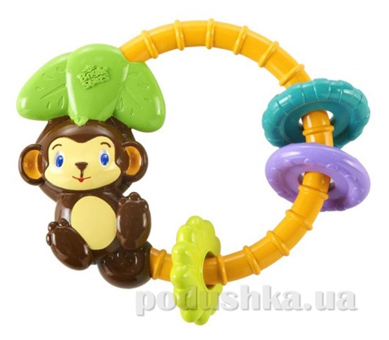 Музыкальная игрушка-погремушка Обезьянка Kids II