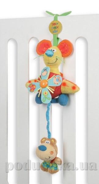 Музыкальная мышка-подвеска Playgro 0101867