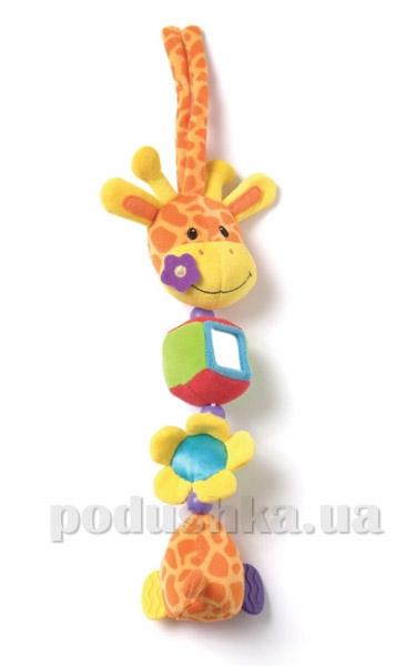 Музыкальная подвеска на зажиме Playgro Жираф 0111757