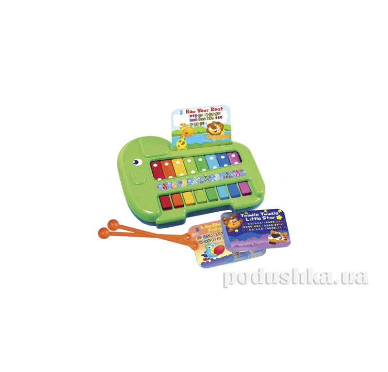 Музыкальный инструмент BabyBaby Слоник 6947