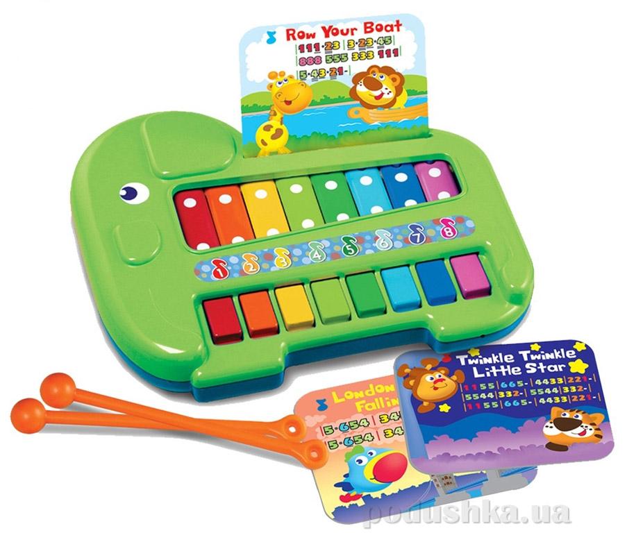 Музыкальный инструмент Bkids Слоник 03873   Bkids