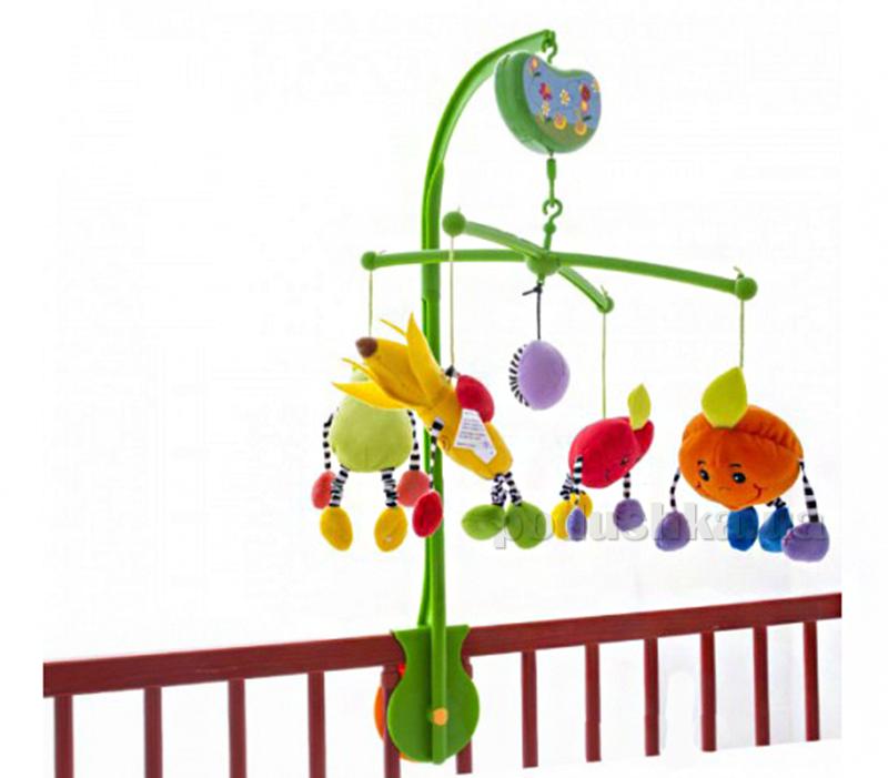 Музыкальный мобиль Biba Toys Сочные фрукты 082BM