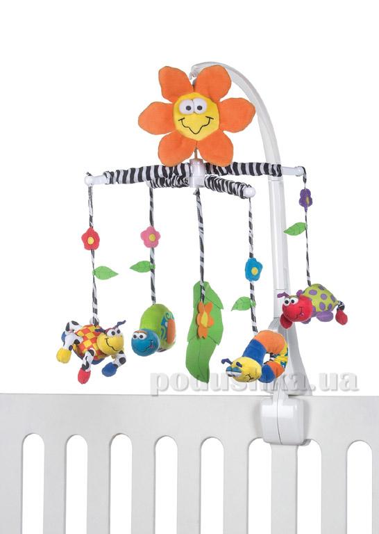 Музыкальный мобиль-каруселька Playgro Удивительный сад 0111897