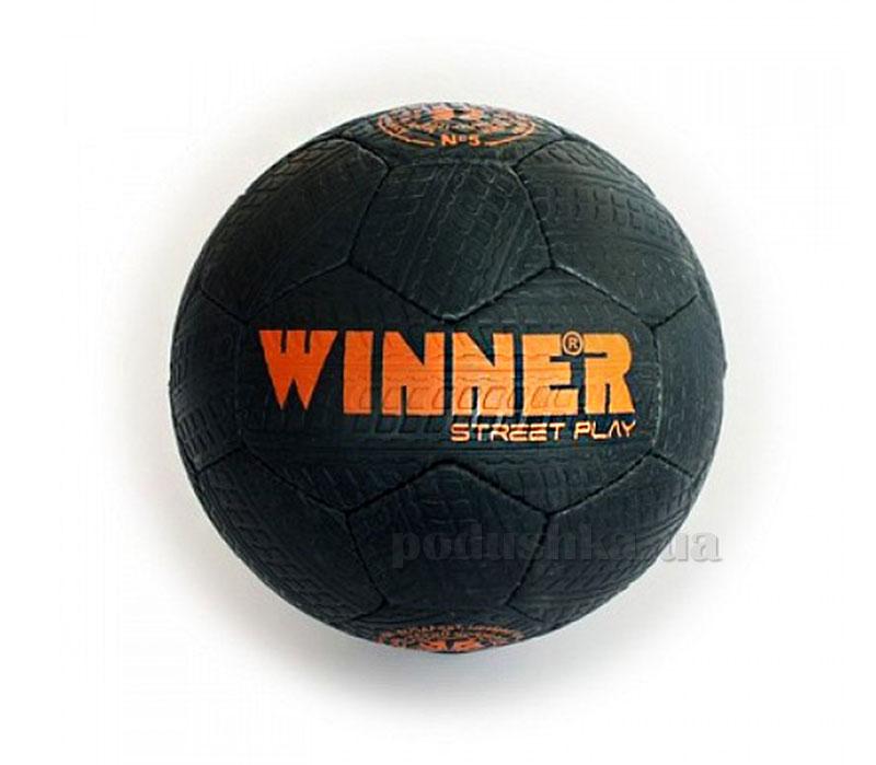 Мяч футбольный Winner Street Play