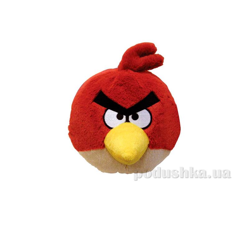 Мягкая игрушка Angry Birds птичка-красная 90837