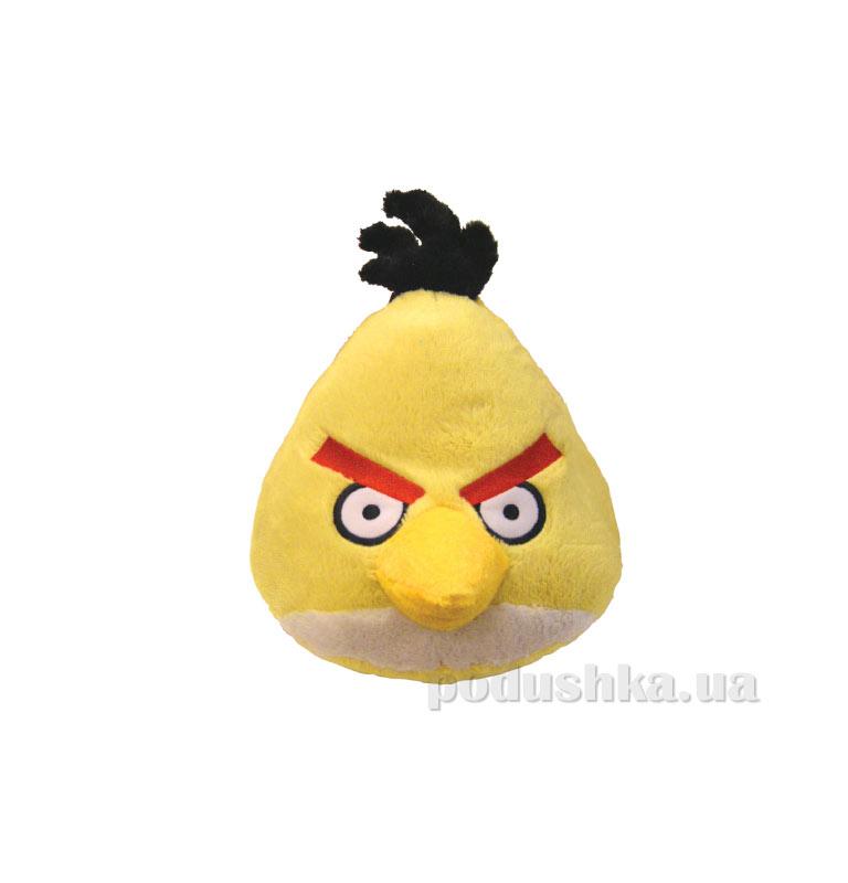 Мягкая игрушка Angry Birds птичка-желтая 90841