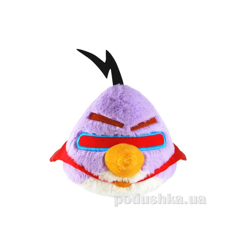 Мягкая игрушка Angry Birds space птичка лазерная 92575