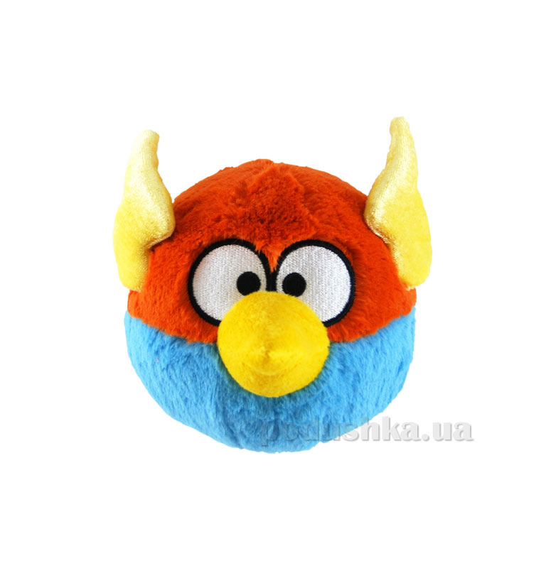 Мягкая игрушка Angry Birds space птичка-синяя 92574