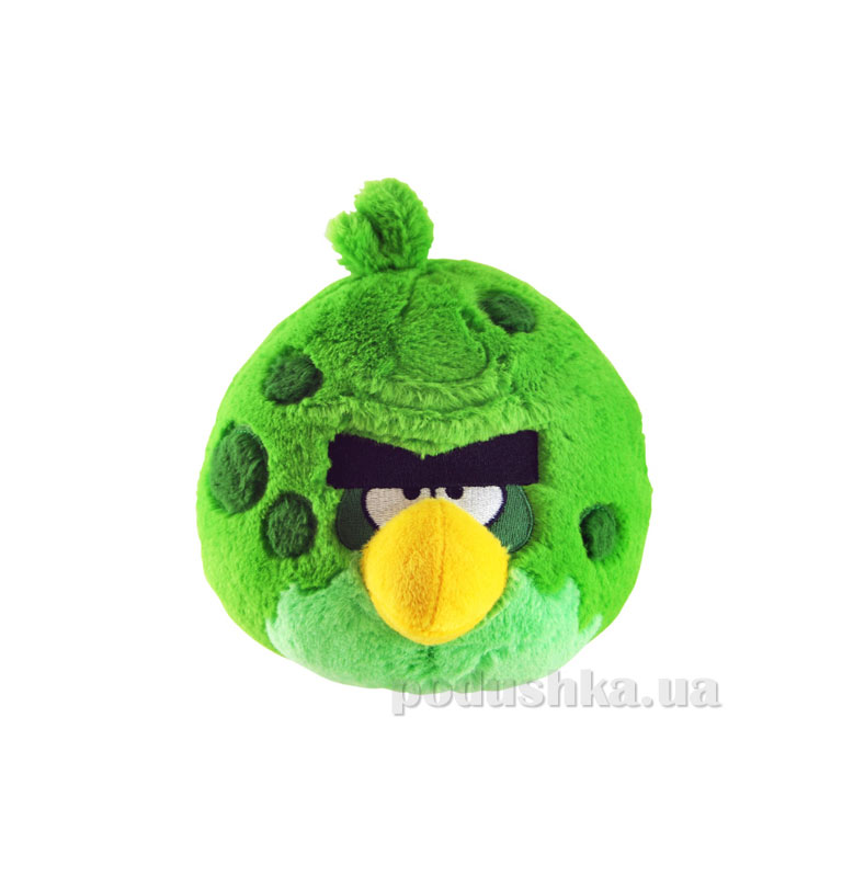 Мягкая игрушка Angry Birds space птичка-зеленая 92576