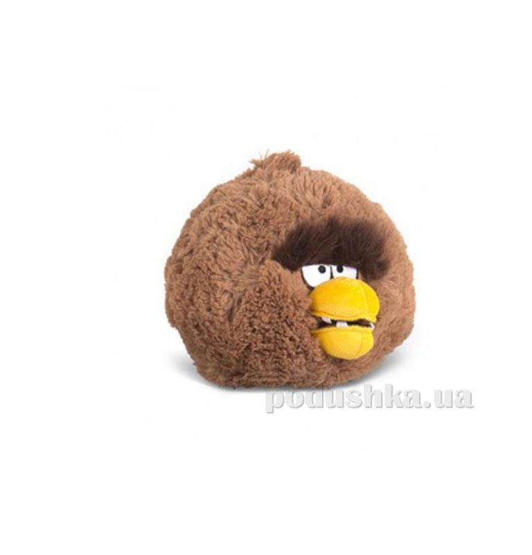 Мягкая игрушка Angry Birds star wars Чубакка 93231