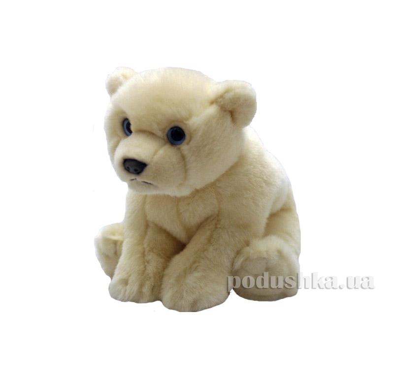 Мягкая игрушка Animals baby Полярный медведь 30 см Keel Toys SA7853