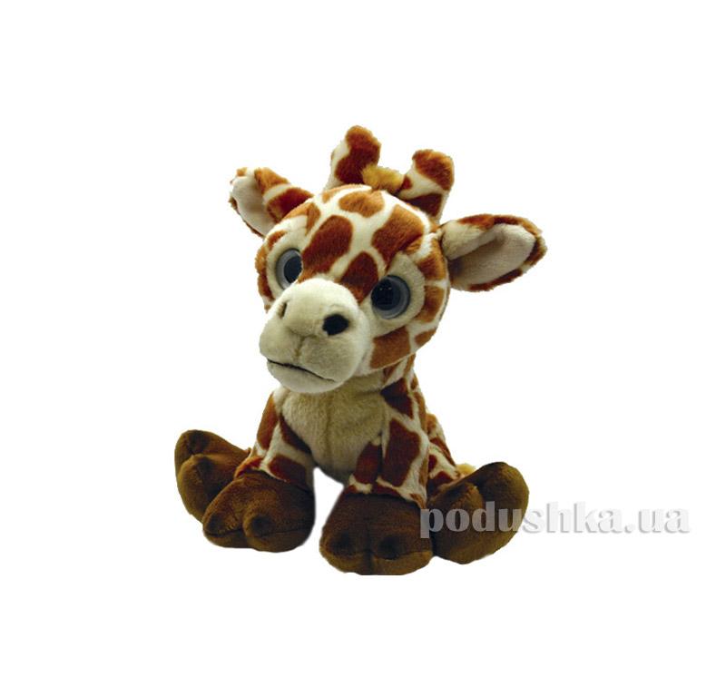 Мягкая игрушка Animals baby Жирафа 30 см Keel Toys SA7823