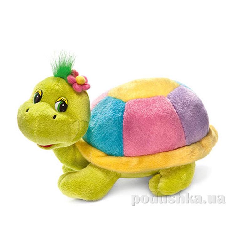 Мягкая игрушка Черепаха Цветная lava