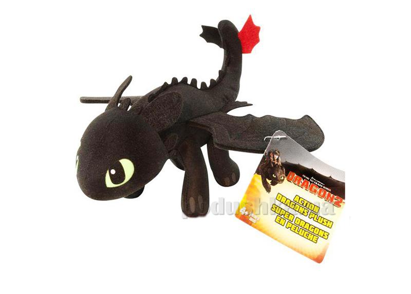 Мягкая игрушка дракон Беззубик Spin Master SM66572-1