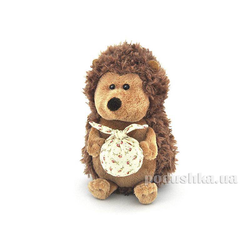 Мягкая игрушка Ежик Колючка с сумкой 30 см Orange OS065/26B