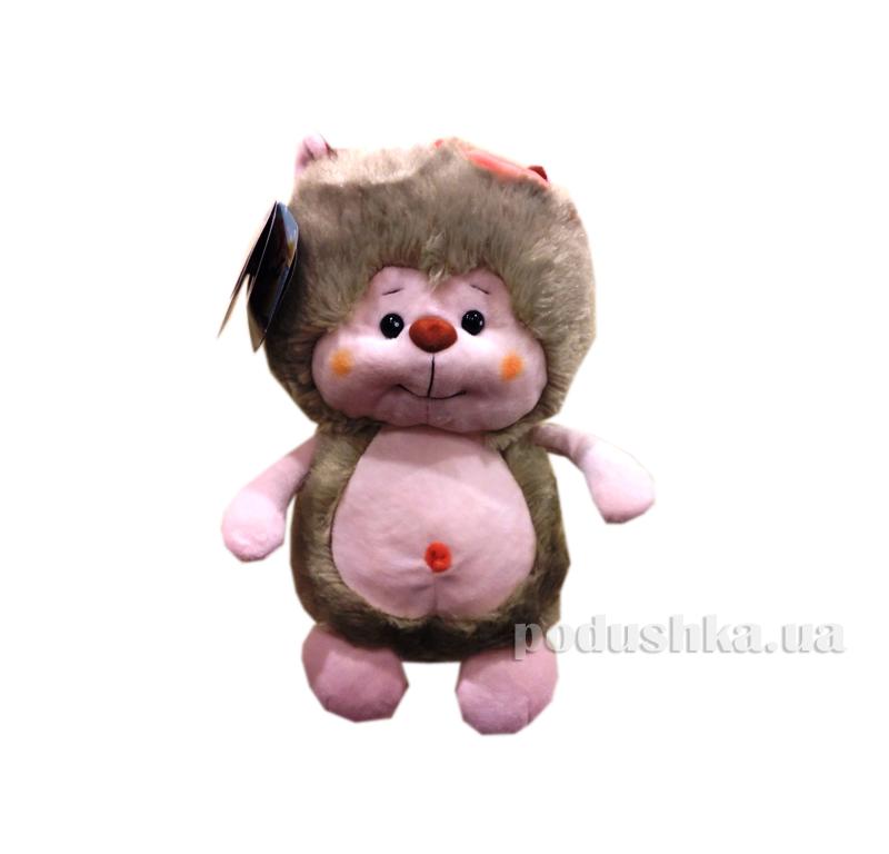 Мягкая игрушка Ежик Кроха Хедди Левеня K400Р