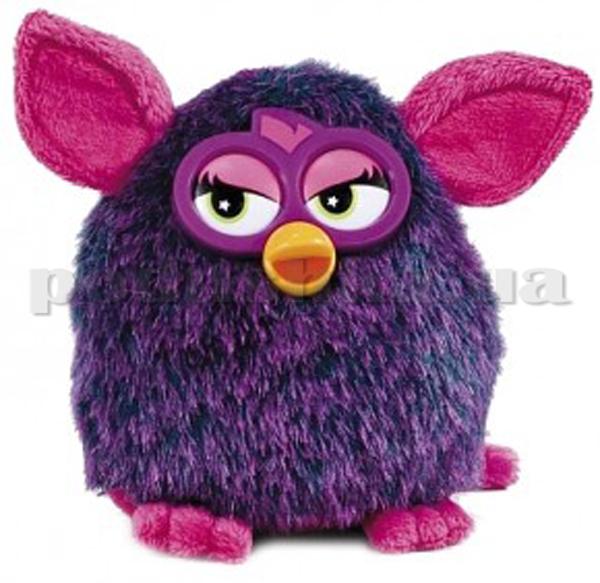 Мягкая игрушка Ферби 14см; фиолетовый 760010103-2 Furby