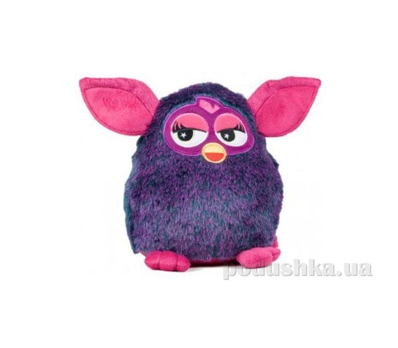 Мягкая игрушка Ферби  фиолетовый 29 см