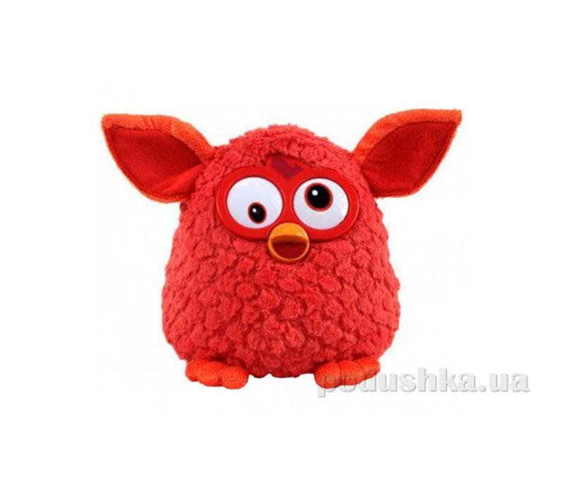 Мягкая игрушка Ферби  красный 20 см