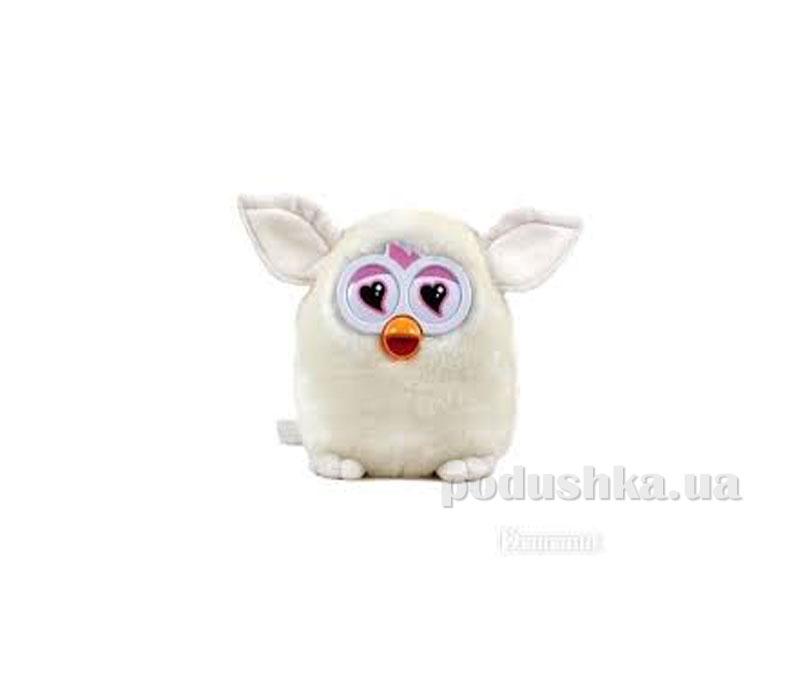 Мягкая игрушка Ферби белый 20 см