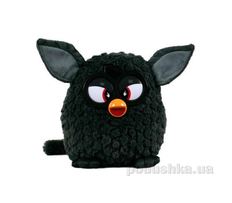 Мягкая игрушка Ферби черный 20 см