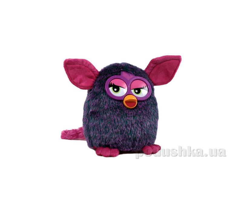 Мягкая игрушка Ферби фиолетовый  20 см