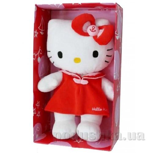 Мягкая игрушка Hello Kitty 27см в морском стиле