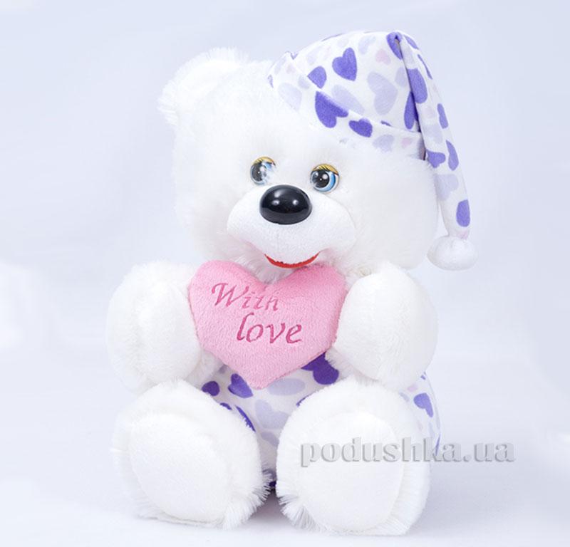 Мягкая игрушка Копица 00005-3 Мишка Сладкоежка