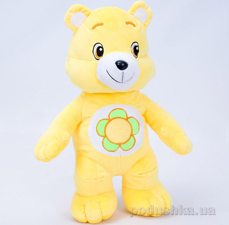 Мягкая игрушка Копица 00006-8 Мишка Веселун желтый