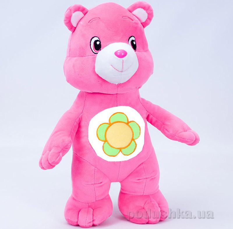 Мягкая игрушка Копица 00006-9 Мишка Веселун розовый