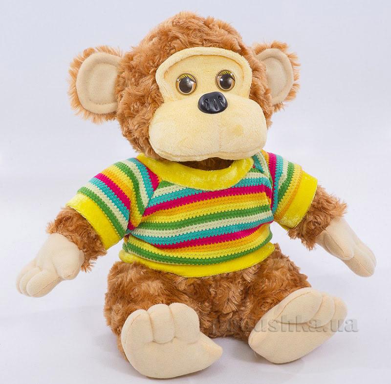 Мягкая игрушка Копица Обезьянка модница 00500-3