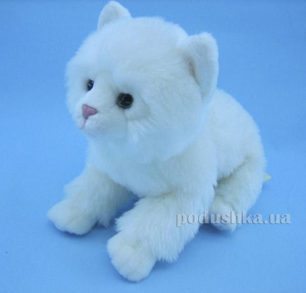 Мягкая игрушка Кошка белая DEVIK toys JC-619W