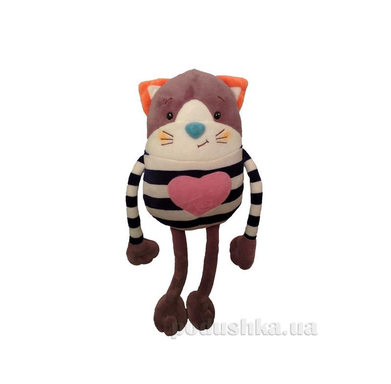 Мягкая игрушка Кот Муся Левеня К398А