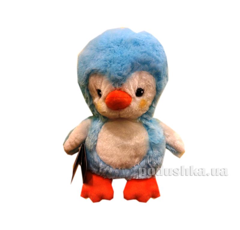 Мягкая игрушка Кроха пингвин Пинни Левеня K400Н