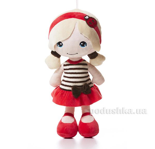 Мягкая игрушка Кукла Аннет большая Левеня K394В   ТМ Левеня