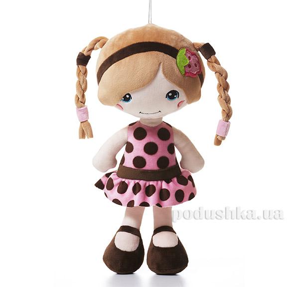 Мягкая игрушка Кукла Иннес Левеня K394Т   ТМ Левеня