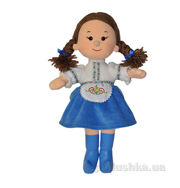 Мягкая игрушка Кукла Калина музыкальная LF1240