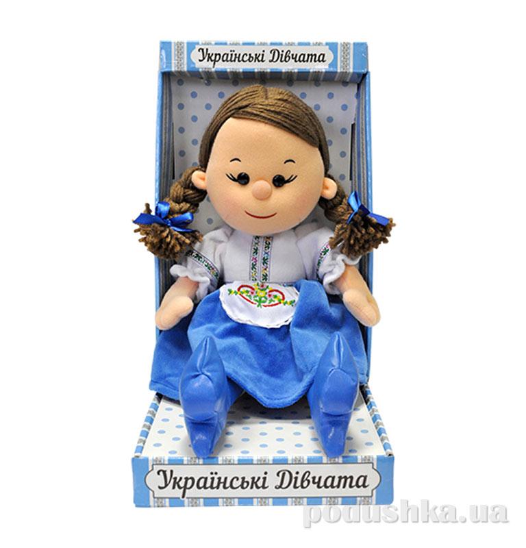 Мягкая игрушка Кукла Калина музыкальная LF1240-U
