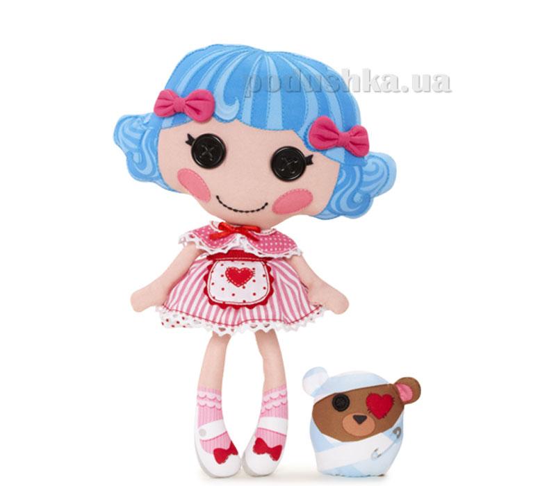 Мягкая игрушка Lalaloopsy Доброе Сердечко (с игрушкой-питомцем) 514435