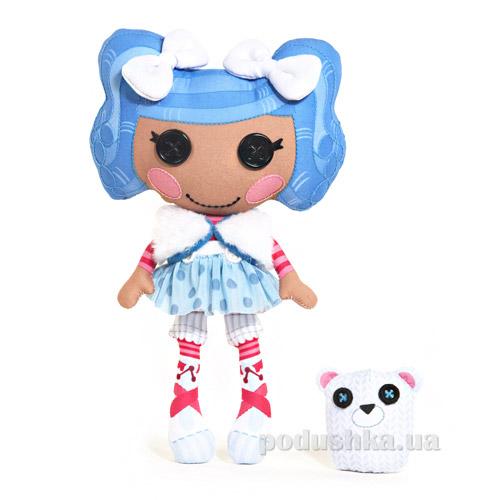 Мягкая игрушка Lalaloopsy Снежинка с игрушкой-питомцем 510796