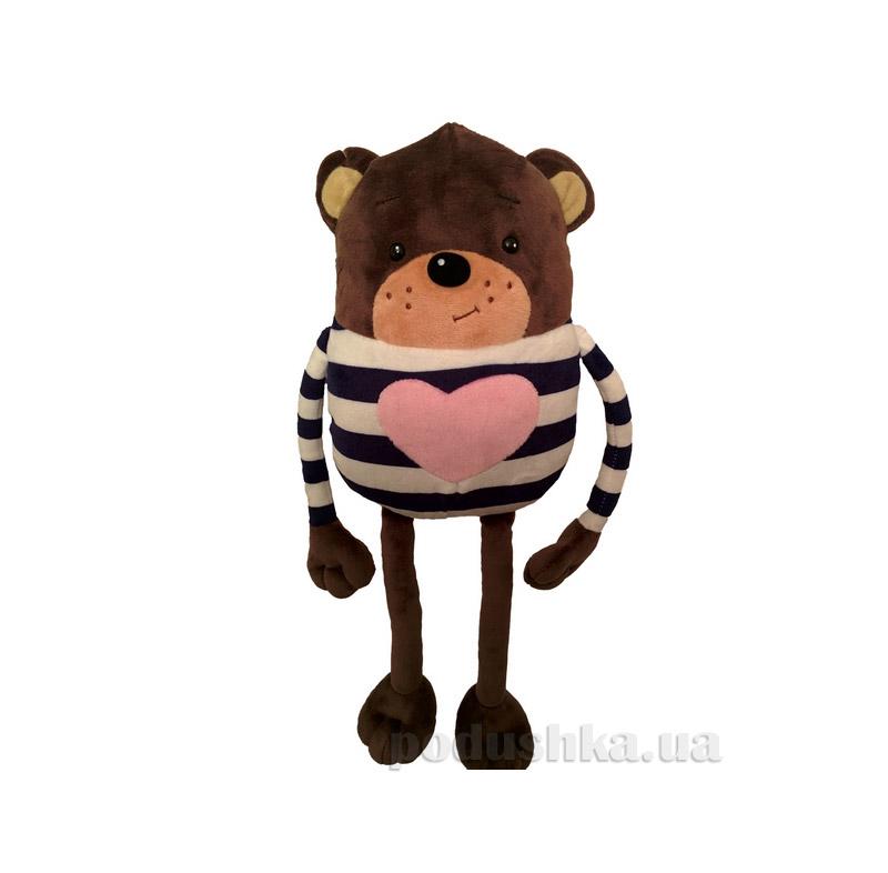 Мягкая игрушка Медведь Буся Левеня K398В