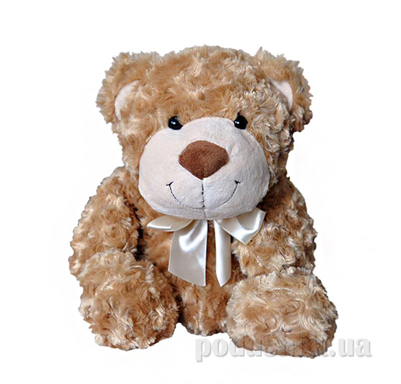 Мягкая игрушка Медведь Коричневый с бантом Grand 2502GMC