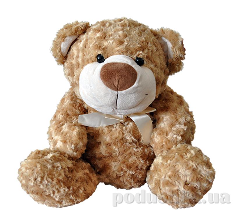 Мягкая игрушка Медведь Коричневый с бантом Grand 4801GMC