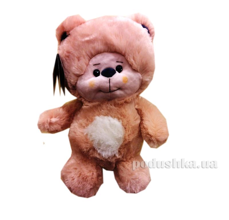 Мягкая игрушка Медведь Кроха Биби Левеня К400А