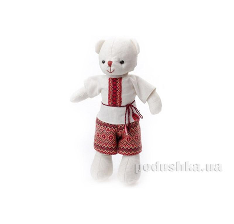 Мягкая игрушка Медвежонок Данилка Левеня