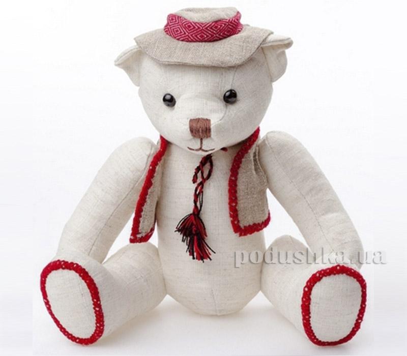 Мягкая игрушка Медвежонок Трохимко Левеня К282Т