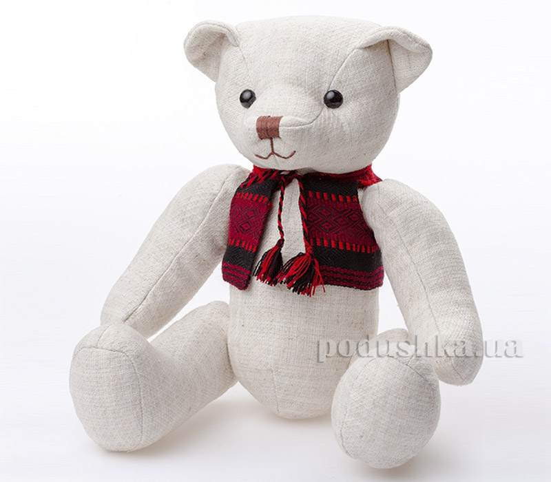 Мягкая игрушка Медвежонок Улас Левеня