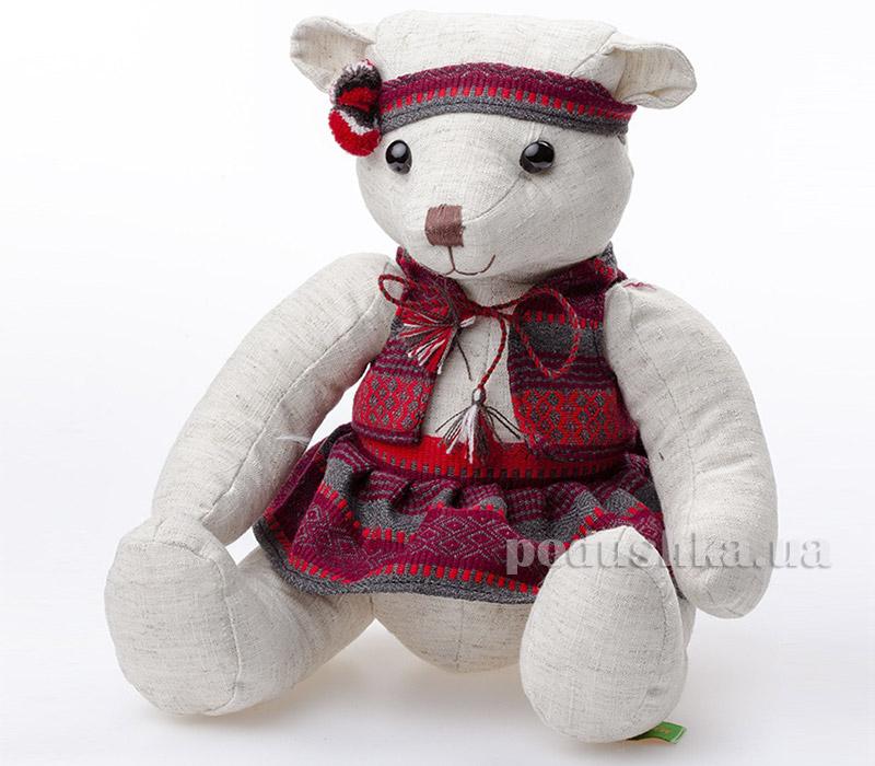 Мягкая игрушка Медвежонок Василинка Левеня