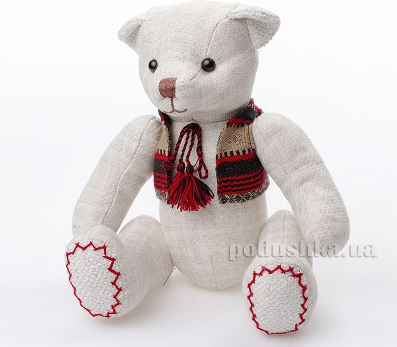 Мягкая игрушка Медвежонок Захарко Левеня К280А