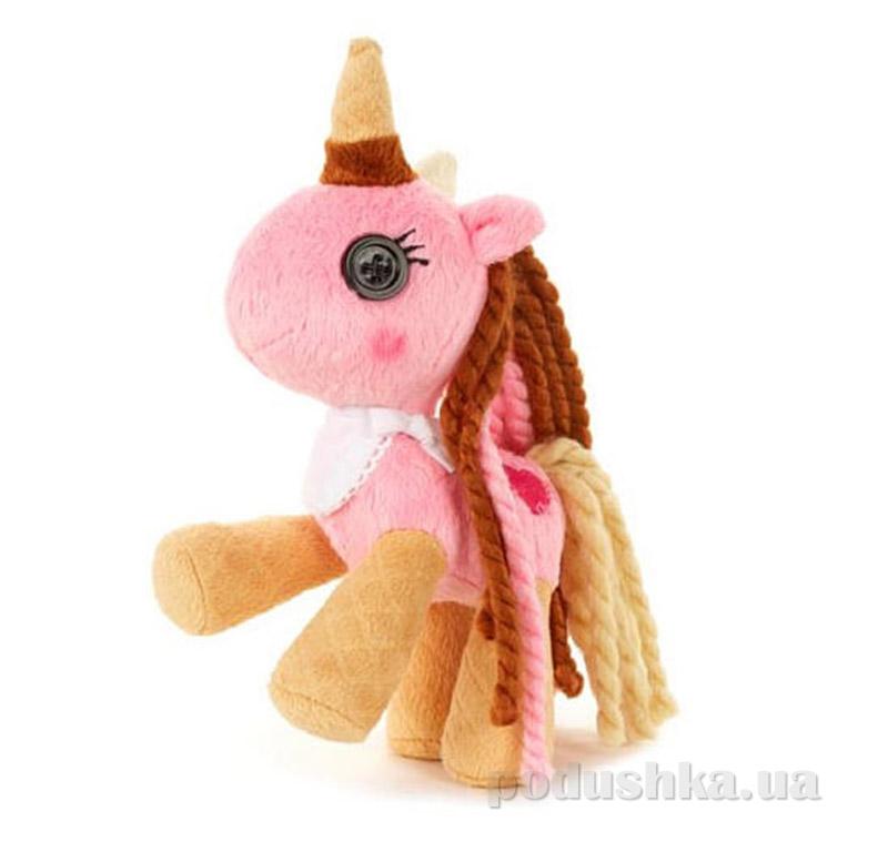 Мягкая игрушка MiniLalaloopsy из серии Мой плюшевый пони, Вафелька 527718